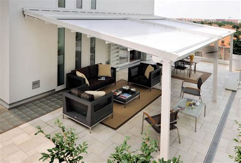 Awning Waterproofing by Waterproof Retractable Roof Awnings Pergotenda
