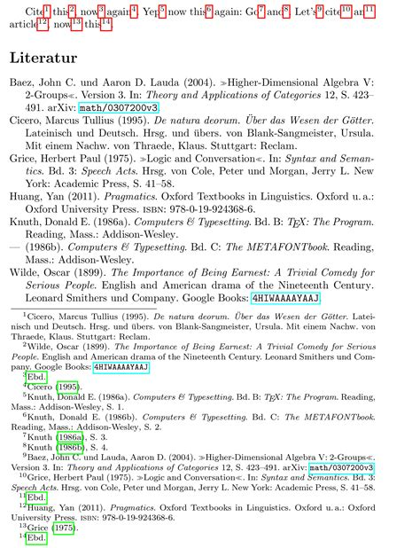 footnote format same source footnotes biblatex first citation as full reference and