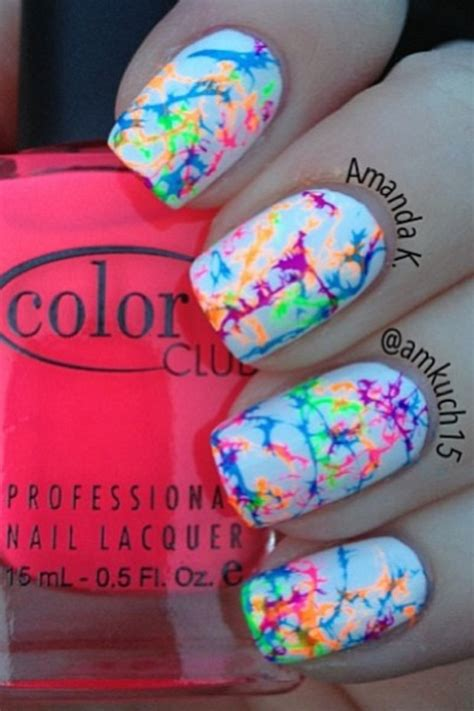 cool ideas 25 cool colorful nail ideas style motivation