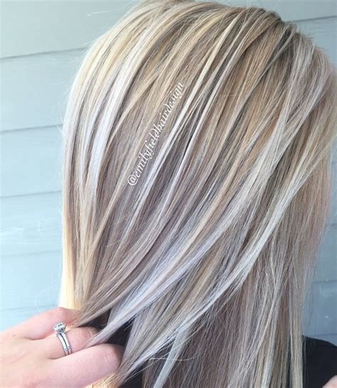 highlighting hair to transition to gray 25 best ideas about white hair highlights on pinterest