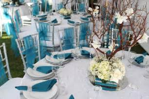southwestern silver and turquoise wedding soiree a1 party