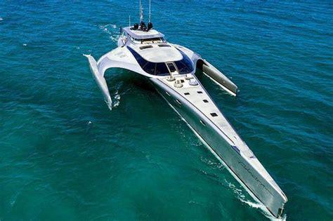 trimaran charters adastra yacht charter motor boat ritzy charters