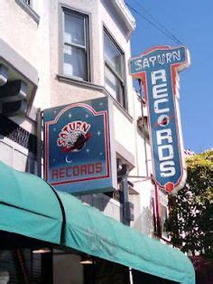 Records Oakland Ca Signs Neon On Neon And Rock Roll
