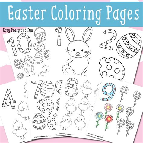 Easy Peasy Coloring Pages | easy peasy and fun coloring pages