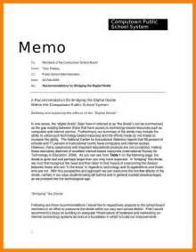 Memo Exles To 2 Official Memo Sle Coaching Resume
