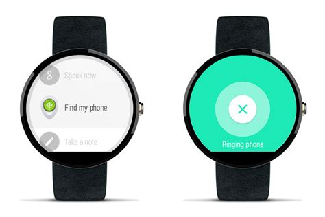 android wear news your android wear smartwatch can now find your phone phonebunch