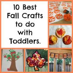 fun fall crafts activities