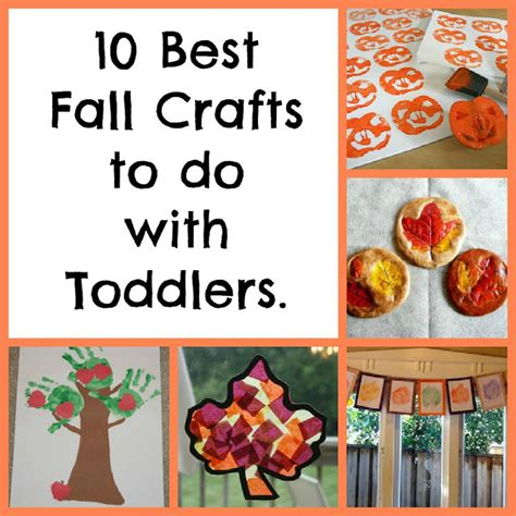 fall arts and crafts for fall crafts activities
