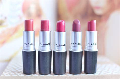 mac best my top 5 mac lipsticks temporary uk fashion