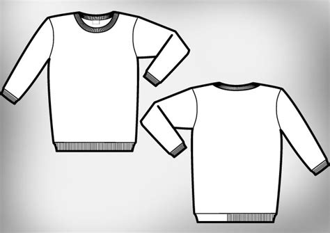 sweater template photoshop sweat shirt template free t shirt template