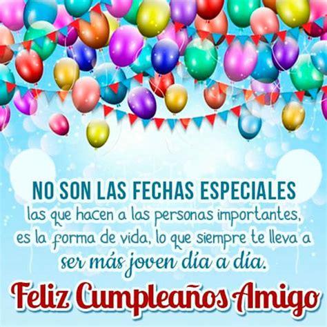 imagenes de cumpleaños especiales lindo feliz cumplea 241 os amigo cristiano imagenes de