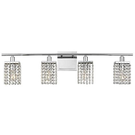 crystal vanity lights bathroom 4 light crystal bathroom vanity light 2277 26