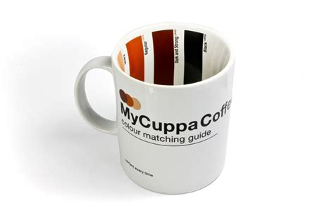 Cuppa Coffee mycuppa mugs get your tea coffee just the right colour