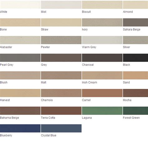 grout colors 28 images tec sanded grout color chart