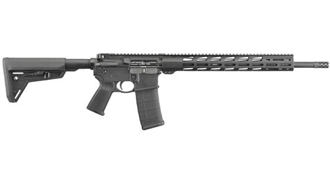 mp r ruger ar 556 mpr 5 56mm semi automatic multi purpose rifle