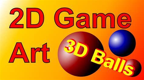 inkscape tutorial eight ball 2d game art tutorials for beginners creating a 3d