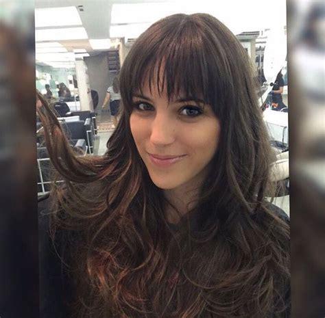 as 49 melhores imagens em cabelos no pinterest cortes 52 melhores imagens de franjas cabelo no pinterest