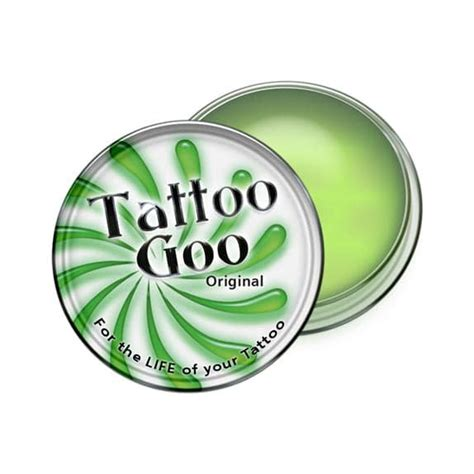 tattoo goo salve ingredients tattoo goo for tattoo aftercare proper usage helps healing