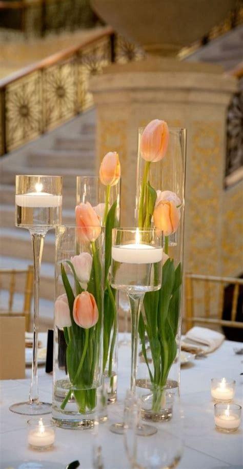 25 best ideas about tulip centerpieces on tulip centerpieces wedding simple