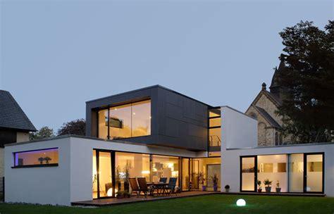 Moderne Hauser by Moderne H 228 User Architekten Spiekermann
