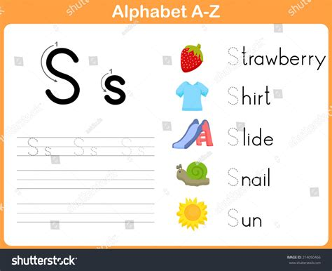 Language Letter Z alphabet worksheet set letters az handwriting worksheets