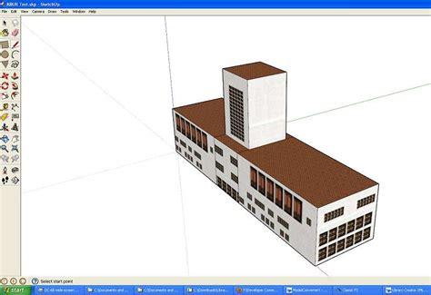 tutorial sketchup design image gallery sketchup buildings