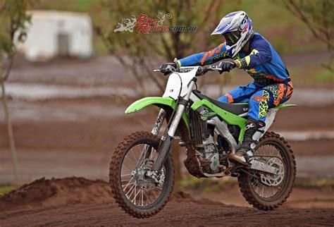 motocross bike reviews 2017 kawasaki kx250f review bike review