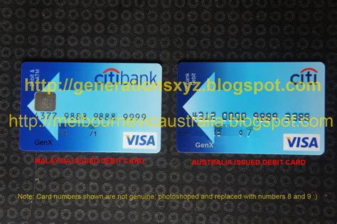 Citibank Credit Card Application Form Malaysia Banks With Mastercard Debit Cards Images