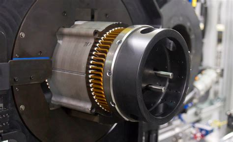 permanent magnet motor we build the chevy spark ev s ac permanent magnet motor
