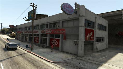 Pill Box Hill Garage 1 Grand Theft Auto 5 A Gta