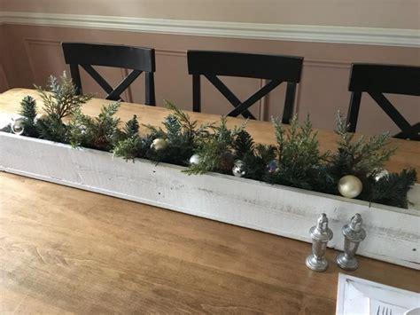 rustic dining table centerpieces wedding centerpiece primitive wood box rustic wedding