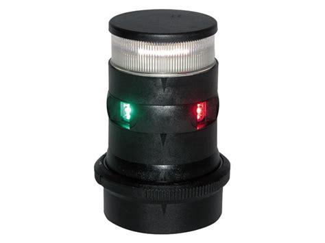 driekleuren toplicht aqua signal serie 34 led driekleur ankerlicht george kniest