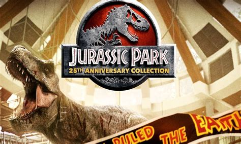 anniversary jurassic park  film collection   release bloody disgusting