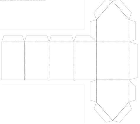 templates for foldable boxes 0412 new folding carton dieline templates corrugated and