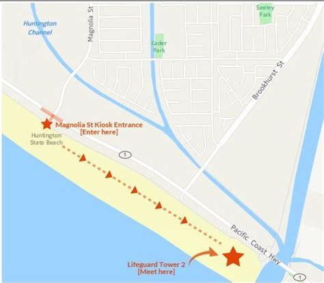 Brookhurst And Pch - huntington state beach cleanup orange county coastkeeper