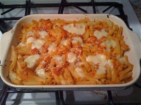ziti baked with ricotta cheese bigoven 12068
