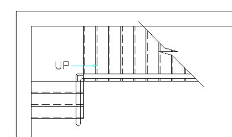 stairs in floor plan from lower level upwards presentation visuals pinterest