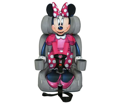 Headrest Kepala Minnie Mouse 1 kidsembrace disney minnie mouse combination booster car seat