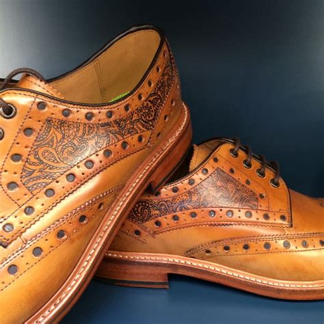 tattoo shoes best 25 mens brogues ideas on brown shoes