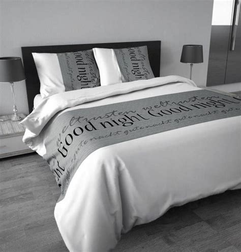 dekbed 140 x 200 2 persoons bol sleeptime goodnight dekbedovertrek eenpersoons