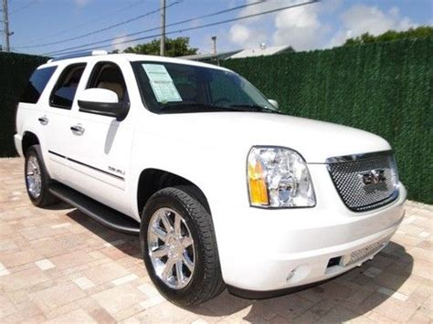 how things work cars 2009 gmc yukon electronic toll collection purchase used 2009 gmc yukon denali awd navi dvd sunroof lthr one owner automatic 4 door su