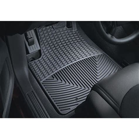 weathertech 174 all weather rear floor mats 168489 floor
