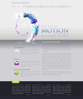 free motion 4 templates download