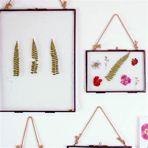 hanging frames pair industrial hanging picture frames 10x15cm by made