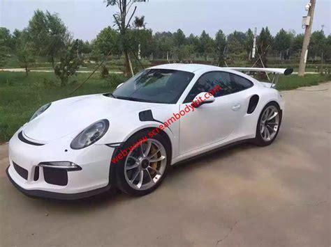 porsche 911 gt3 kit porsche 911 991 997 update gt3 or gt3 rs kit