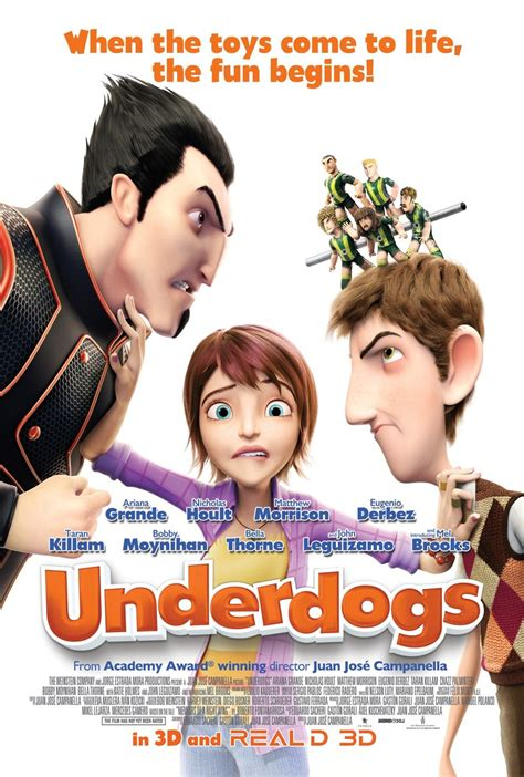 Underdogs Film Streaming | underdogs dvd release date july 19 2016