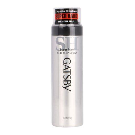 Jual Gatsby Hair Spray by Gatsby Set Keep Hair S End 4 14 2015 12 00 Pm