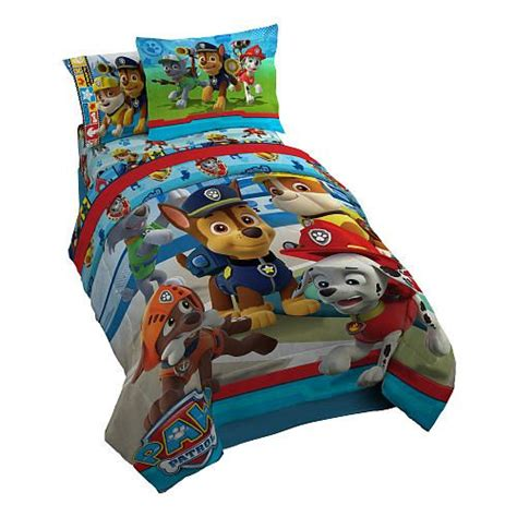 paw patrol bed paw patrol no pup too small twin comforter set twin