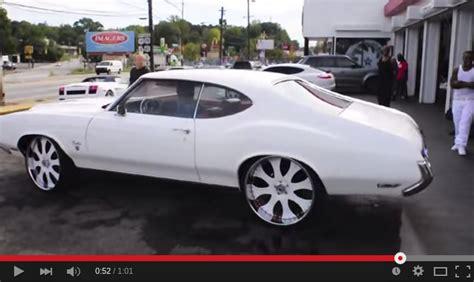 yo gottis cutlass big rims custom wheels