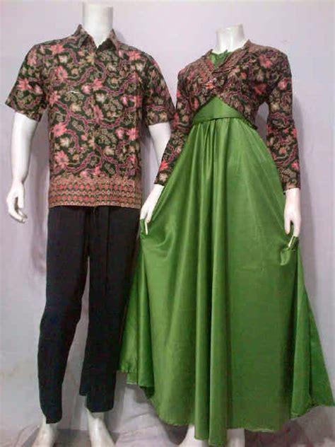 Gamis Shanghai Lengan 7 8 model baju gamis batik modern gentong seri batik bagoes